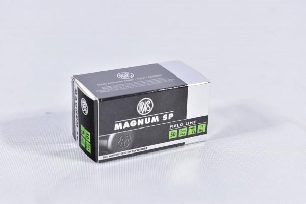 Munition bleihaltig RWS 40grs Magnum SP 50STK .22Magnum