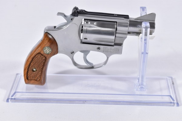 Revolver Smith & Wesson 60-1 .38Special
