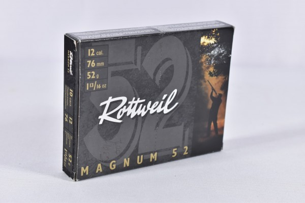Verbleit Flinte Rottweil 52g Magnum52 3,2mm 10STK 12/76