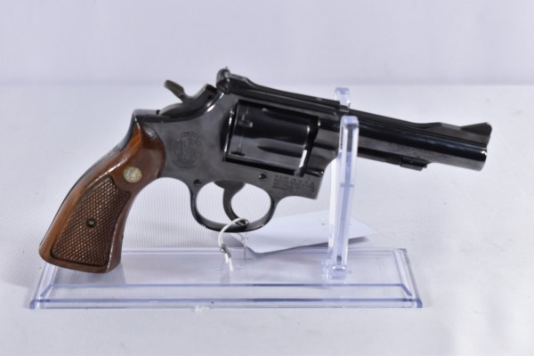 Revolver Smith & Wesson 15 .38Special