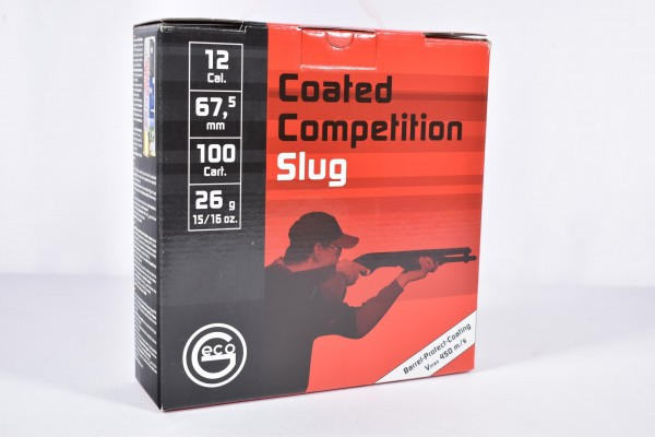 Flintenlaufgeschosse Geco 26g Competition Slug 100STK 12/67,5
