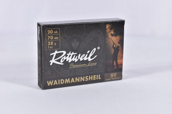 Verbleit Flinte Rottweil 28g WMH 3,5mm 10STK 20/70