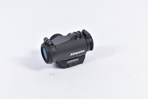 Rotpunkt Aimpoint Micro H-2 2MOA inkl. Weaver/Picatinnyschiene