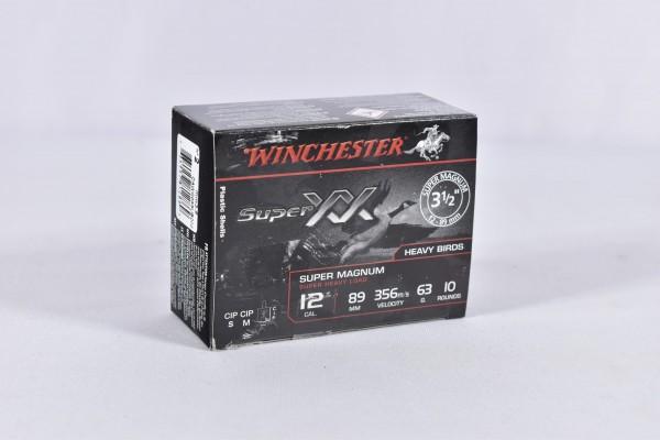 Verbleit Flinte Winchester 63g Super XX 10STK 12/89