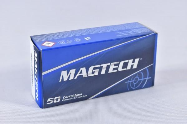 Munition bleihaltig Magtech 180grs JHP 50STK .40S&W