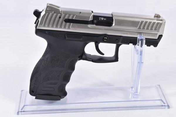 Schreckschusswaffe Heckler & Koch P30 / Steel finish 9mmP.A.K