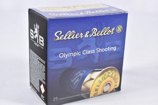 Munition bleihaltig Sellier & Bellot 28g Super Parcour 2,25mm 25STK 12/70