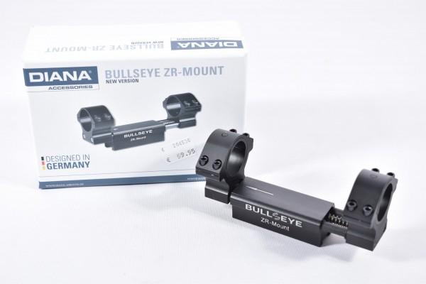 Diana Bullseye ZR Montage Zero 11mm / 25,4mm und 30mm