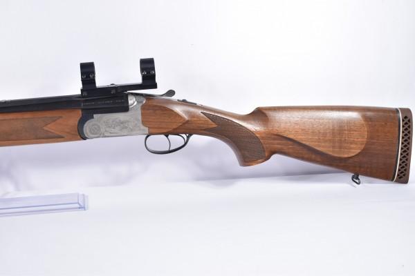 Bockbüchsflinte Kettner S-2000 9,3x74R 5,6x52R