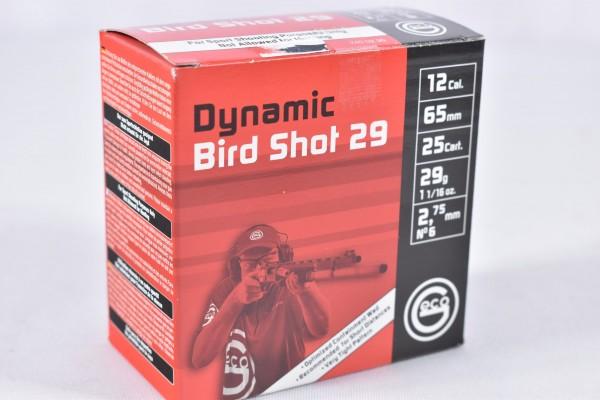 Verbleit Flinte Geco 29g Dynamic BS29 2,75mm 25STK 12/65