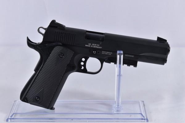Pistole German Sport Guns 1911 ADOPS schwarz .22lr