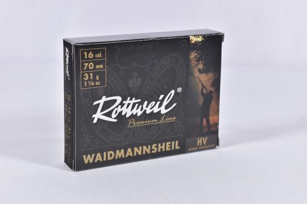 Verbleit Flinte Rottweil 31g WMH HV 4,0mm 10STK 16/70