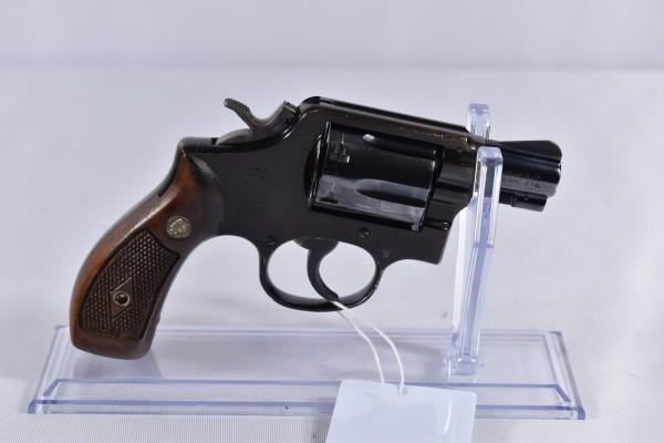 Revolver Smith & Wesson 12 .38Special
