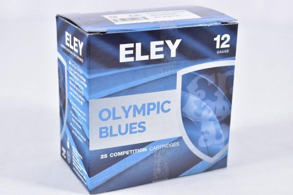 Verbleit Flinte Eley 24g Olympic Trap 2,4mm 25STK 12/70