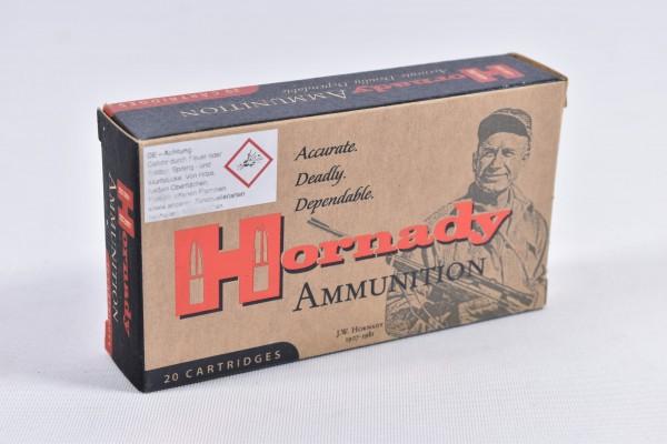 Munition bleihaltig Hornady 168grs Match 20STK .308Win.