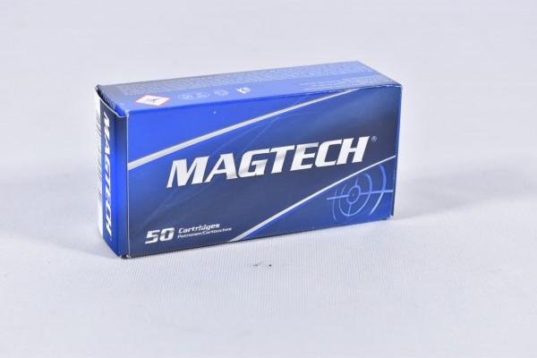 Munition bleihaltig Magtech 124grs FMJ 50STK 9mmLuger