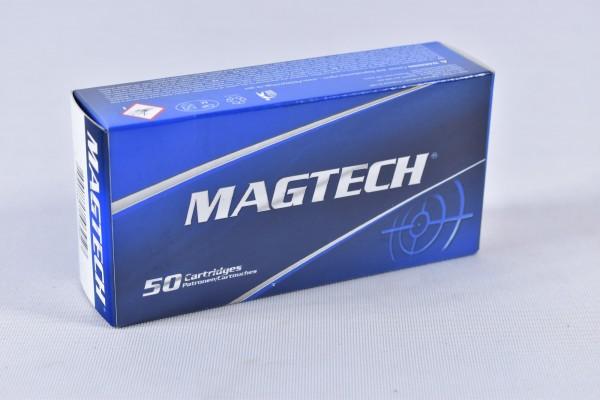 Munition bleihaltig Magtech 230grs FMJ 50STK .45Auto