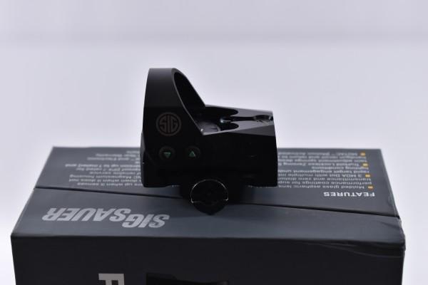 Rotpunkt Sig Sauer ROMEO1 1x30mm, Picat/Keym.-Mount