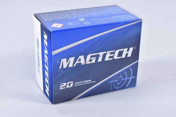Munition bleihaltig Magtech 325grs FMJ-Flat 20stk .500S&W