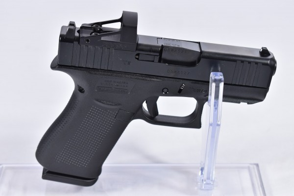 Pistole Glock 43X R/MOS/FS 9mmLuger
