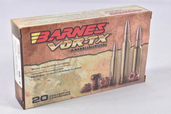 Munition bleifrei Barnes 200grs VOR-TX 20STK 8x57 Mauser