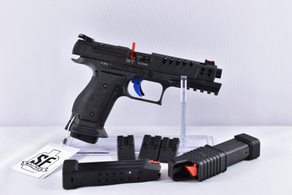 Pistole Walther Q5 Match SF Champion 9mmLuger