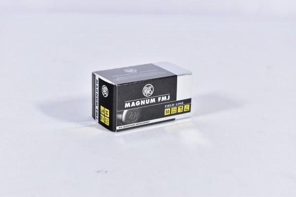 Munition bleihaltig RWS 40grs FMJ 50STK .22WinMag