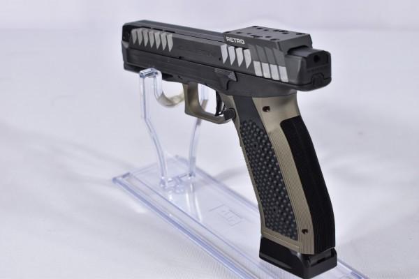 Pistole Laugo Arms ALIEN Performance Retro 9mmLuger