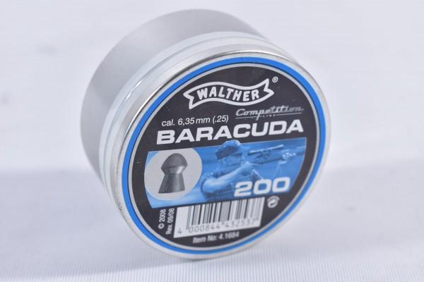 Diabolo Walther Baracuda 200STK 6,35mm