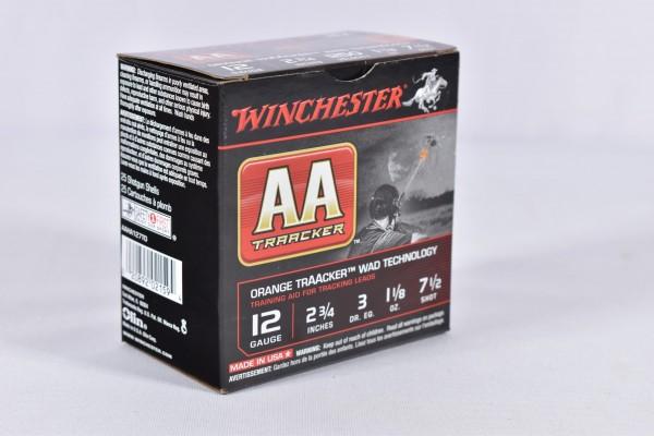 Verbleit Flinte Winchester 32g AA Tracker 25STK 12/70