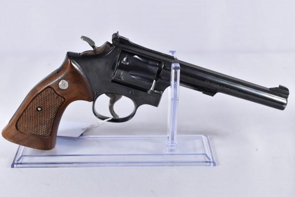 Revolver Smith & Wesson 17 .22lr
