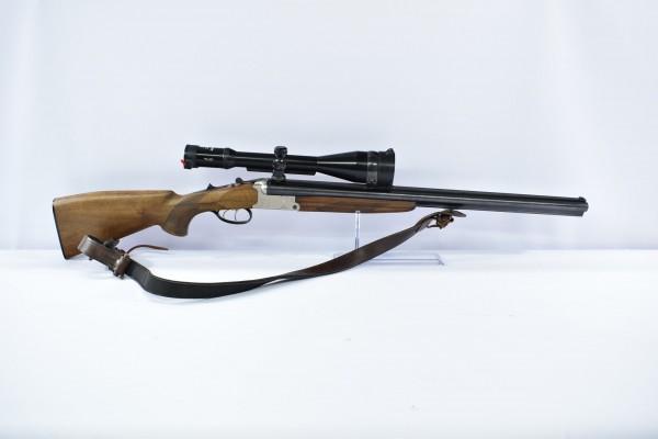 Drilling Krieghoff Plus 7x65R und 16/70