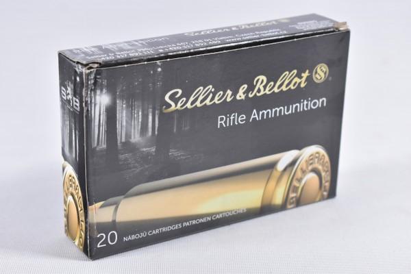 Munition bleihaltig Sellier & Bellot 140grs FMJ 20STK 7x64