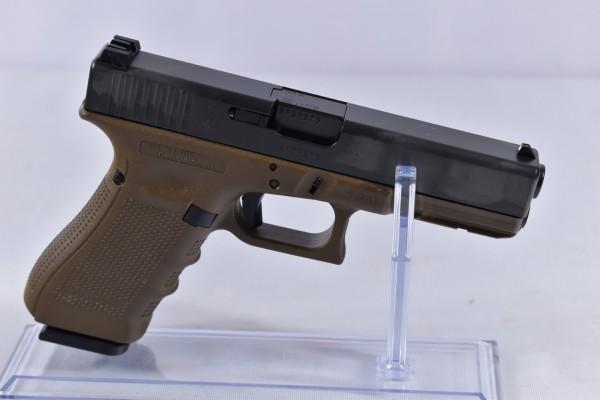 Pistole Glock 17 Gen4 9mmLuger