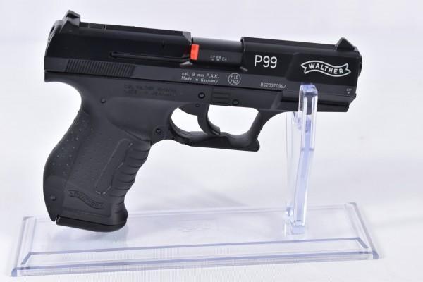 Schreckschusswaffe Walther P99 9mmP.A.K.