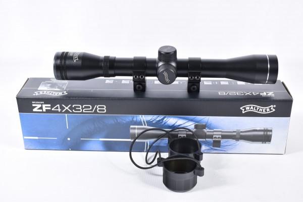 Zielfernrohr Walther 4x32 passend für 11mm Schiene