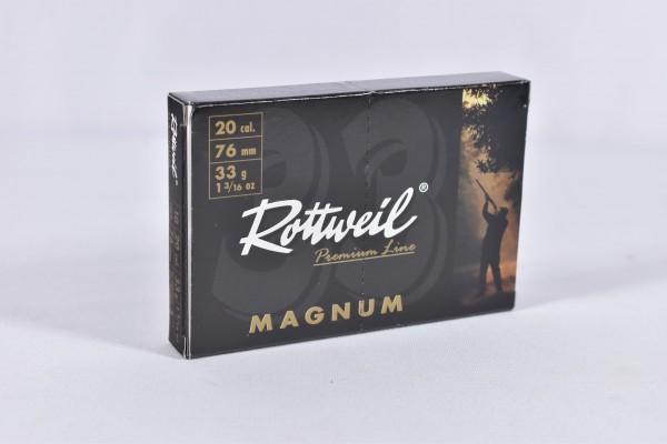 Verbleit Flinte Rottweil 33g Magnum 3,0mm 10STK 20/76
