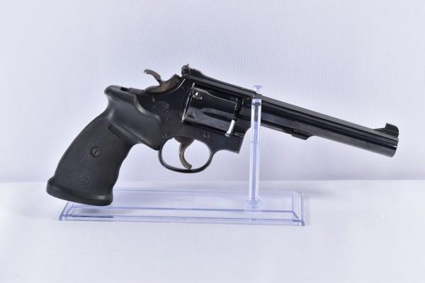 Revolver Smith & Wesson Mod. 14 .38Special