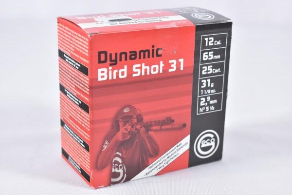 Verbleit Flinte Geco 31g Dynamic BS 31 2,9mm 25STK 12/65