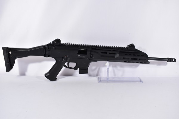 Halbautomatische Büchse CZ Scorpion Evo 3 S1 Carbine Komp 9mmLuger