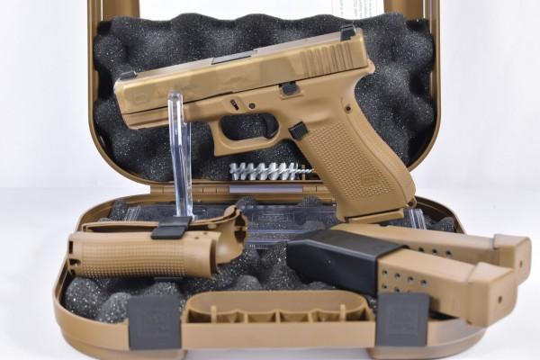 Pistole Glock 19X Coyote 9mmLuger