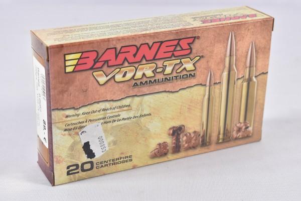 Munition bleifrei Barnes 286grs TSX VOR-TX 20STK 9,6x62