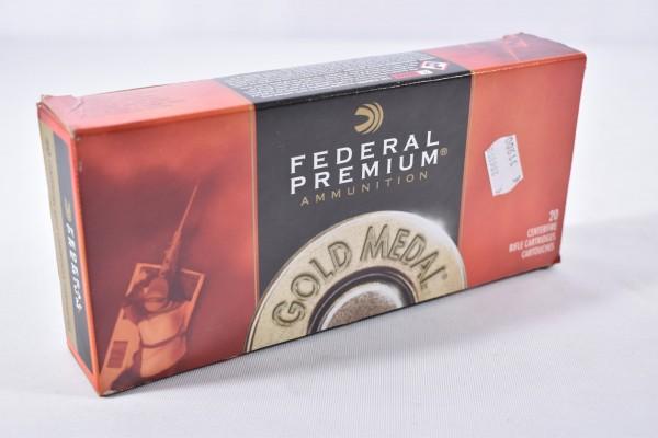 Munition bleihaltig Federal 300grs BTHP 20STK .338LapuaMag