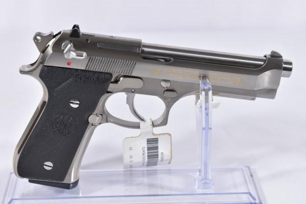 Pistole Beretta 92 FS Stainless Golden 9mmLuger