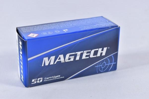 Munition bleihaltig Magtech 158grs SJHP 50STK .357Mag