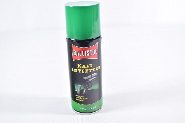 Ballistol Kaltentfetter Spray 200ml